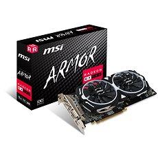 MSI Radeon RX 580 ARMOR 8G OC - Videókártya