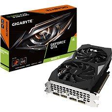 GIGABYTE GeForce GTX 1660 Ti OC 6G - Videokártya
