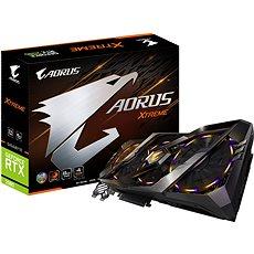 GIGABYTE GeForce RTX 2080 AORUS EXTREME 8GB - Videokártya