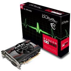 SAPPHIRE PULSE Radeon RX 550 4GB  OC - Videokártyák