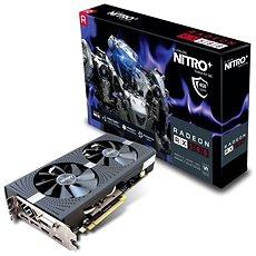 SAPPHIRE NITRO+ Radeon RX 580 OC 4G - Videokártya