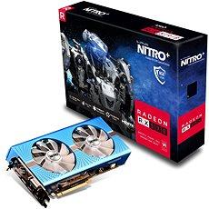 SAPPHIRE NITRO + Radeon RX 590 Special Edition - Videokártya