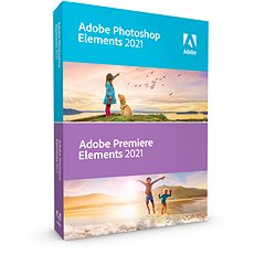 Adobe Photoshop Elements + Premiere Elements 2019 MP ENG upgrade  (elektronikus licenc) - Elektronikus licensz