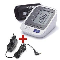 OMRON M6 Comfort Intelli mandzsettával + adapter - Vérnyomásmérő