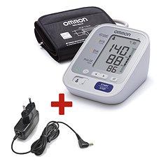 OMRON M3 hypertonia színindikátorral + adapter - Vérnyomásmérő