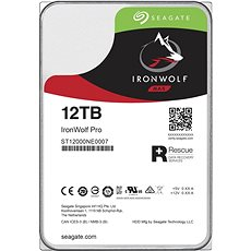 Seagate IronWolf Pro 12TB - Merevlemez