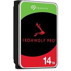 Seagate IronWolf Pro 14TB - Merevlemez