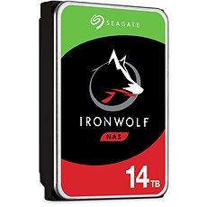 Seagate IronWolf 14TB - Merevlemez
