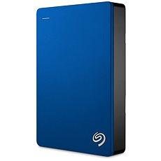 Seagate BackUp Plus Portable 5TB kék - Külső merevlemez