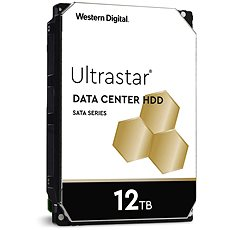 WD UltraStar 12TB - Merevlemez