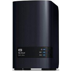 WD My Cloud EX2 Ultra 4TB (2x 2TB) - Adattároló eszköz