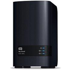 WD My Cloud EX2 Ultra 20TB (2x 10TB) - Adattároló eszköz
