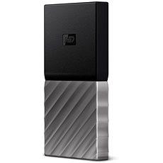 "WD 2.5"" My Passport SSD 256GB Silver/Black - Külső merevlemez"