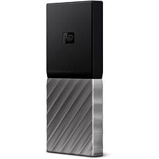 """WD 2.5"""" My Passport SSD 1TB Silver/Black - Külső merevlemez"""