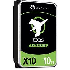 Seagate Exos X10 10TB SAS - Merevlemez