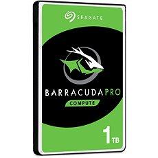 Seagate BarraCuda Pro Laptop 1TB - Merevlemez