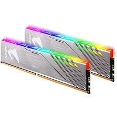 GIGABYTE 16GB KIT DDR4 3200MHz CL16 RGB - Rendszermemória