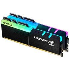 G.SKILL 16GB KIT DDR4 4266MHz CL19 Trident Z RGB - Rendszermemória