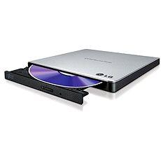 LG GP57EB40, ezüst - Külső DVD-író
