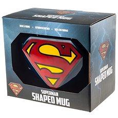 DC Superman Shaped Mug - Bögre