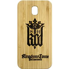 Kingdom Come: Deliverance Bamboo Case Samsung J5 (2017) - Szilikon tok