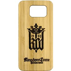 Kingdom Come: Deliverance Bamboo Case Samsung S6 - Szilikon tok