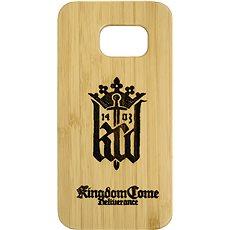Kingdom Come: Deliverance Bamboo Case Samsung S7 - Szilikon tok