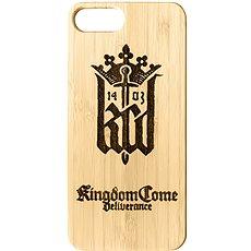 Kingdom Come: Deliverance bambusz tok - Szilikon tok