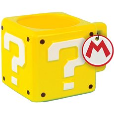 Super Mario Question Block Mug - Bögre
