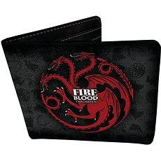 GAME OF THRONES Targaryen - pénztárca - Pénztárca