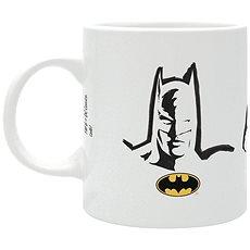 DC COMICS Batman, WonderWoman, Superman - Bögre - Bögre