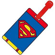 DC COMICS Superman - címke - Medál
