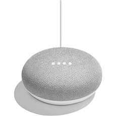 Google Home Mini Chalk - Hangsegéd