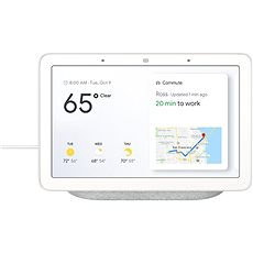 Google Home Hub Chalk - Hangsegéd