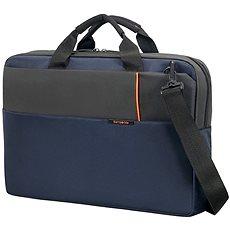 Samsonite QIBYTE LAPTOP BAG 14.1'' BLUE - Laptoptáska