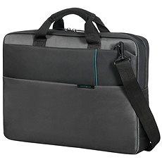 "Samsonite QIBYTE LAPTOP BAG 17.3"" ANTHRACITE - Laptoptáska"