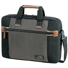 Samsonite SIDEWAYS  13,3'' fekete/szürke laptop táska - Laptoptáska