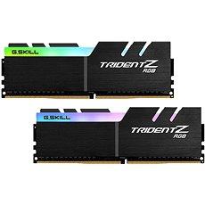 G.SKILL 16GB KIT DDR4 3200MHz CL14 Trident Z RGB for AMD - Rendszermemória