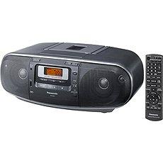 Panasonic RX-D55AEG-K - Rádiómagnó