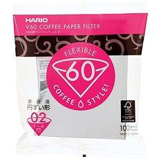 Hario V60-02 100 darab papírszűrő - Kávészűrők