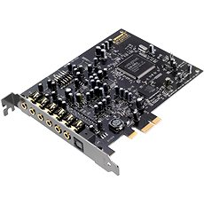 Creative Sound Blaster Audigy RX - Hangkártya