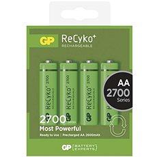 GP RECYKO HR6 (AA) 4 db - Akkumulátor