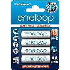Panasonic eneloop AA 1900mAh 4db - Akkumulátor