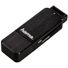 Hama USB 3.0 fekete - Kártyaolvasó