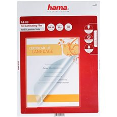 Hama Hot Laminating film 50055 - Laminálófólia