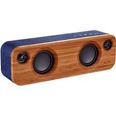 House of Marley Get Together Mini BT - denim - Bluetooth hangszóró