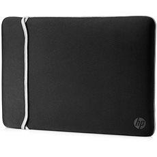 """HP Reversible Sleeve, fekete/ezüst, 14"""" - Laptop tok"""