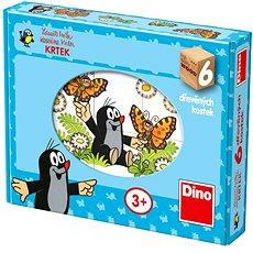 Dino Fa - A Kisvakond - Puzzle