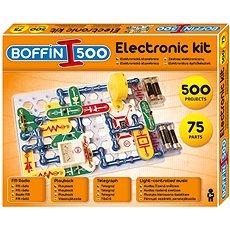 Boffin 500 - Elektromos építőkészlet