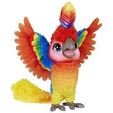 FurReal Friends beszélő robot papagáj - Plüssjáték